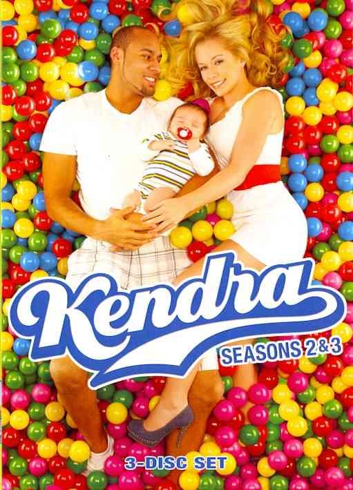 KENDRA SEASONS 2 & 3 BY KENDRA (DVD)