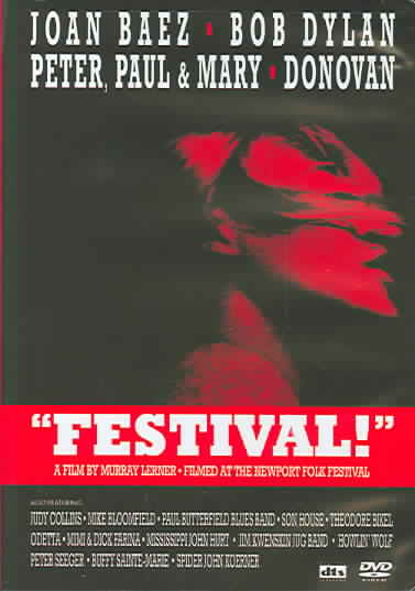 FESTIVAL! BY BAEZ,JOAN (DVD)